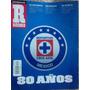 Revista Record, Cruz Azul Campeon Año 1997, Historia 80 Años