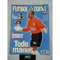 Fútbol Total. Año 3 #35. Enero 2002