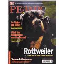Shop Scarleth Revista De Perros Rottweiler Marzo 2005 Rota