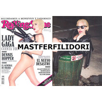 Lady Gaga Revista Rolling Stone Mexico De Agosto 2010 Lbf