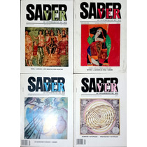 Lote Revistas Saber Ver 17 Numeros