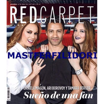 Ari Borovoy Daniela Magun Revista Red Carpet Kabah Ov7
