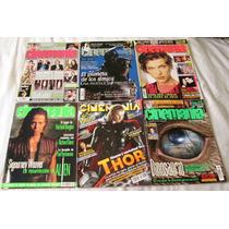 Revista Cinemania Varios Numeros Alien, Spiderman, Thor