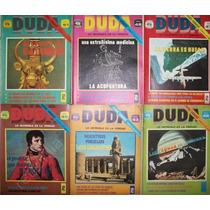 Revistas Duda Semanal Sólo $50.00 Cada Ejemplar