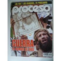 Revista Proceso Guerra En Nombre De Dios