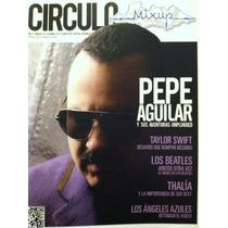 Thalia Pepe Aguilar David Bowie Revista Circulo Mixup
