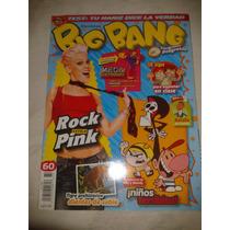 Revista Big Bang #60 Rock Estilo Pink Lbf