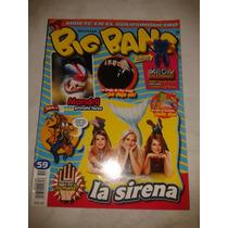 Revista Big Bang #59 La Oreja De Van Gogh - La Sirena Lbf