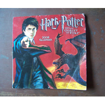 Harry Potter And The Goblet Of Fire-calendario 2006-universa