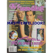 Angelica Rivera & Omar Fierro Revista Tvynovelas 1993