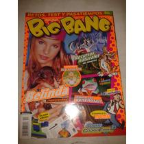 Revista Big Bang #4 Belinda Lbf