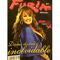 Jenni Rivera Revista Furia Musical