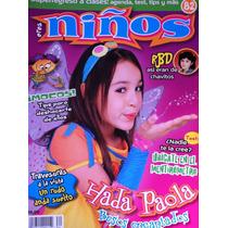 Danna Paola Revista Niños