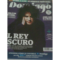 Robert Smith(the Cure) Revista Domingo :portada Y Reportaje