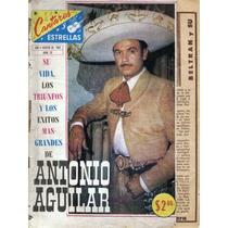 Antonio Aguilar En Cantares Y Estrellas, Revista De 1969