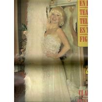 Revista Alarma Poster Gigante Claudia Islas 1980
