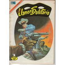 El Llanero Solitario No.485 Tamaño Aguila Novaro Año-1981