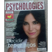 Revista Psychologies Con Martha Higareda, En Español