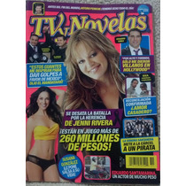 Revista Tv Y Novelas, Jenni Rivera, En Español