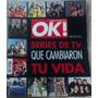 Revista Especial Ok Con Series De Televsion Vida, En Español