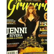 Jenni Rivera Revista Grupero