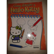 Revista Como Dibujar A Hello Kitty Fn4