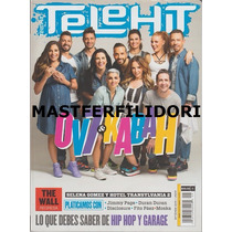 Ov7 & Kabah Revista Telehit Septiembre 2015 Onda Vaselina