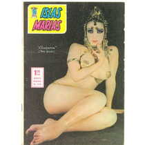 Islas Marias Fotonovela De Colección