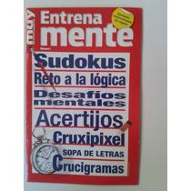 Revista Muy Interesante Entrena Mente #1 Fn4