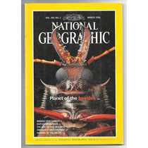 Revista National Geographic (inglés) Marzo 1998