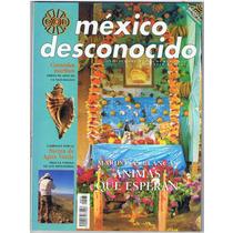 Revista México Desconocido Ánimas Que Esperan #273