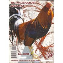 Revistas De Gallos El Palenque De Oro Son Usadas