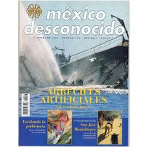 Revista México Desconocido Arrecifes Artificiales #276