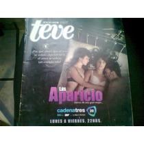 Las Aparicio En Revista Teve De Abril Del 2010