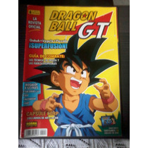 Dragon Ball Gt Revista Tipo Domo