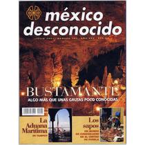 Revista México Desconocido Bustamante #293
