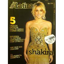 Shakira Revista Vida Latina