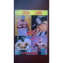 Huracán Ramirez, Santo,en Revista Lucha Libre # 1215