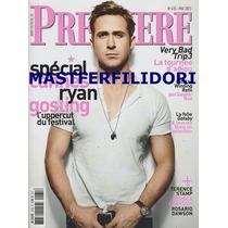 Ryan Gosling Revista Premiere Francia De Mayo 2013