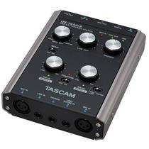 Tascam Us-144mkii Interface De Audio Usb 2.0