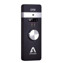 Apogee One Interface De Audio Y Microfono Para Ipod Y Mac