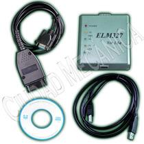 Interface Escaner Elm327 Elm 327 Obd2 Multimarcas