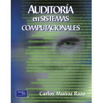 Auditoría En Sistemas Computacionales Pdf