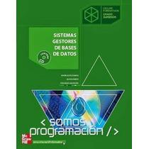 Libro: Sistemas. Gestores De Bases De Datos Pdf
