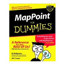 Mappoint (r) For Dummies. [with Cdrom] [with, B J Holtgrewe