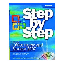Microsoft Office Home And Student Step By, Joan Preppernau