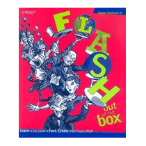 Flash Out Of The Box [with Cd-rom], Robert, Jr. Hoekman