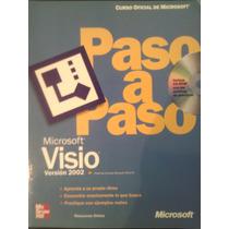 Libro Nuevo Vision 2002 Creacion De Diagrama. Incluye Cd