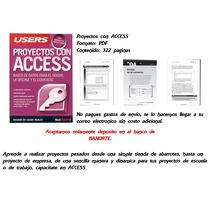 Proyectos Con Access Libro