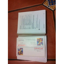 Manual Oracle Deveoper 2000 Reports 2.5